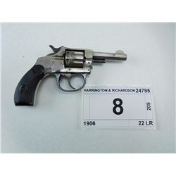 HARRINGTON & RICHARDSON , MODEL: 1906 , CALIBER: 22 LR