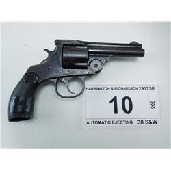 HARRINGTON & RICHARDSON , MODEL: AUTOMATIC EJECTING , CALIBER: 38 S&W