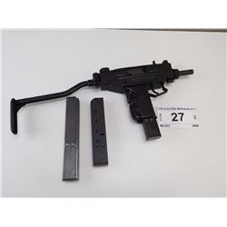 UZI , MODEL: MICRO , CALIBER: 9MM LUGER