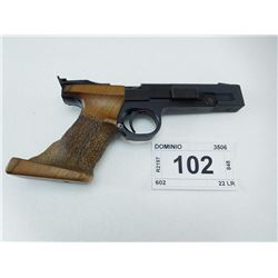 IGI DOMINO , MODEL: SP602 , CALIBER: 22 LR