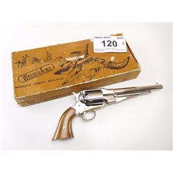 UBERTI , MODEL: REMINGTON 1858  NEW ARMY REPRODUCTION , CALIBER: 44 PERCUSSION