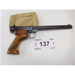 DRULOV (PARTS GUN) , MODEL: MOD 70 , CALIBER: 22 LR
