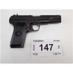 TOKAREV , MODEL: TTC , CALIBER: 7.62 X25