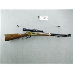 WINCHESTER , MODEL: 94 KLONDIKE GOLD RUSH COMMEMORATIVE , CALIBER: 30-30 WIN