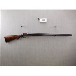 LC SMITH , MODEL: SIDE BY SIDE HAMMERLESS EJECTOR GRADE 2 POSSIBLY 3 , CALIBER: 12GA X 2 3/4