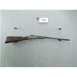REMINGTON , MODEL: ROLLING BLOCK  , CALIBER: 32 RIM FIRE