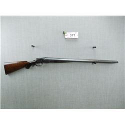 "LEFEVER , MODEL: SIDE BY SIDE, GRADE ""G"", CALIBER: 12GA X 2 3/4"""