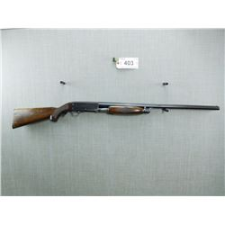 ITHACA , MODEL: 37R DELUXE FEATHERLIGHT , CALIBER: 12GA X 2 3/4""