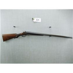 H SPENCER CO , MODEL: SIDE BY SIDE SHOTGUN , CALIBER: 12 BORE