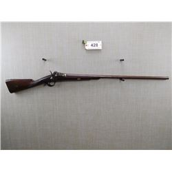 UNKOWN BELGIAN BREACH BLOCK  , MODEL: SINGLE SHOT SHOTGUN , CALIBER: 12GA X 2 3/4