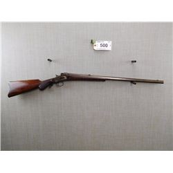 REMINGTON , MODEL: NO 3 HEPBURN , CALIBER: 38-55