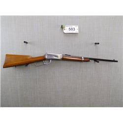 WINCHESTER , MODEL: 94 BUTTON MAG CARBINE , CALIBER: 32-40 WIN