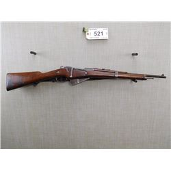 BERTHIER , MODEL: 1890 CARBINE , CALIBER: 8 X 50R LEBEL