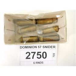 DOMINION 57 SNIDER