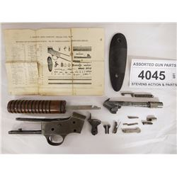ASSORTED GUN PARTS