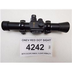 ONEV RED DOT SIGHT