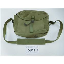 SATCHEL SIGNAL BAG