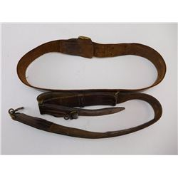 CANADIAN MILITARY BELT