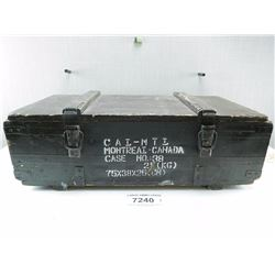 LARGE AMMO CRATE