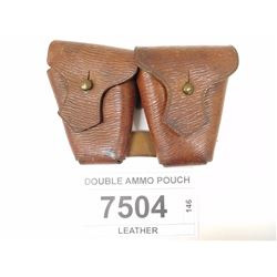 DOUBLE AMMO POUCH