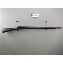 UNKNOWN , MODEL: MUSKET , CALIBER: 69 CAL