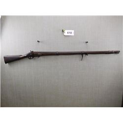 UNKNOWN , MODEL: PERCUSSION MUSKET , CALIBER: 69 CAL