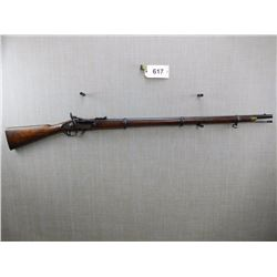 SINDER ENFIELD  , MODEL: II ** III BAND INFANTRY RIFLE , CALIBER: 577 SNIDER