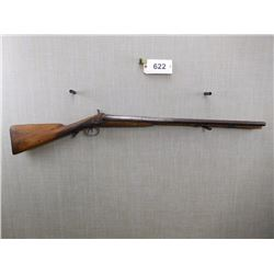 UNKNOWN , MODEL: SIDE BY SIDE SHOTGUN , CALIBER: 12 BORE