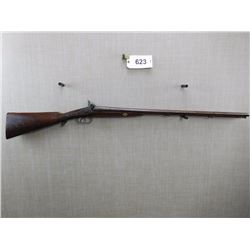 UNKNOWN , MODEL: SIDE BY SIDE SHOTGUN , CALIBER: 16 BORE