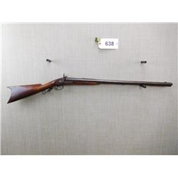 UNKNOWN , MODEL: PERCUSSION , CALIBER: 44 SHOT / 35 CAL
