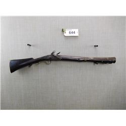 EUROPEAN , MODEL: FLINTLOCK BLUNDERBUSS , CALIBER: NOT VERIFIED