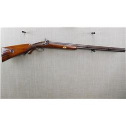 C.H.P. MAYER , MODEL: COMBINATION PERCUSSION RIFLE , CALIBER: 58 CAL / 20 BORE