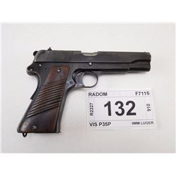 RADOM , MODEL: VIS P35P , CALIBER: 9MM LUGER
