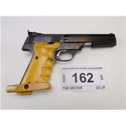 HIGH STANDARD , MODEL: THE VICTOR , CALIBER: 22 LR