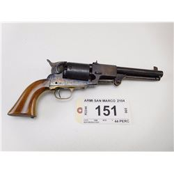 ARMI SAN MARCO , MODEL: COLT 1848 MOD 3 REPRODUCTION , CALIBER: 44 PERC