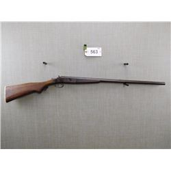 DAVENPORT FIREARMS CO , MODEL: SINGLE SHOT BREAK ACTION SHOTGUN , CALIBER: 12GA X 2 3/4