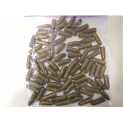 ASSORTED MILITARY 9MM