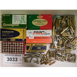 ASSORTED BRASS