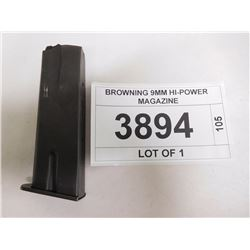 BROWNING 9MM HI-POWER MAGAZINE