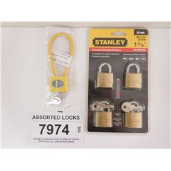 ASSORTED LOCKS
