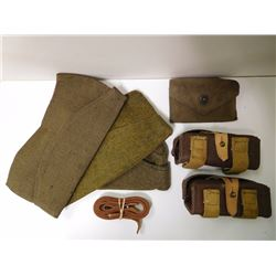 ASSORTED MILITARY AND NONMILITARY ITEMS