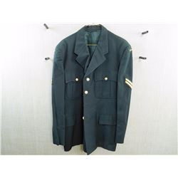 COAT, MAN'S SERVICE DRESS