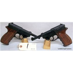 TWO CROSMAN C41 CO2 PISTOLS