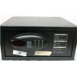 ELECTRONIC HANDGUN SAFE