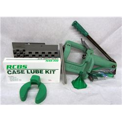 RCBS RELOADING PRESS AND ACCESSORIES