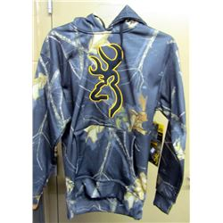 NEW BROWNING SMALL MENS HOODIE
