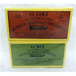 IMITATION VINTAGE CARTRIDGE BOXES