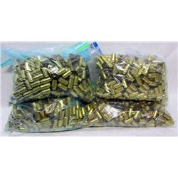 2000 PIECES 45 ACP BRASS