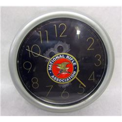 NRA WALL CLOCK