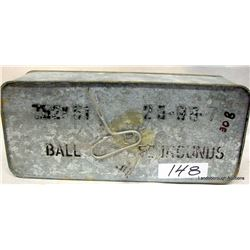 500 RNDS 7.62 X 51 BALL SEALED IN CAN